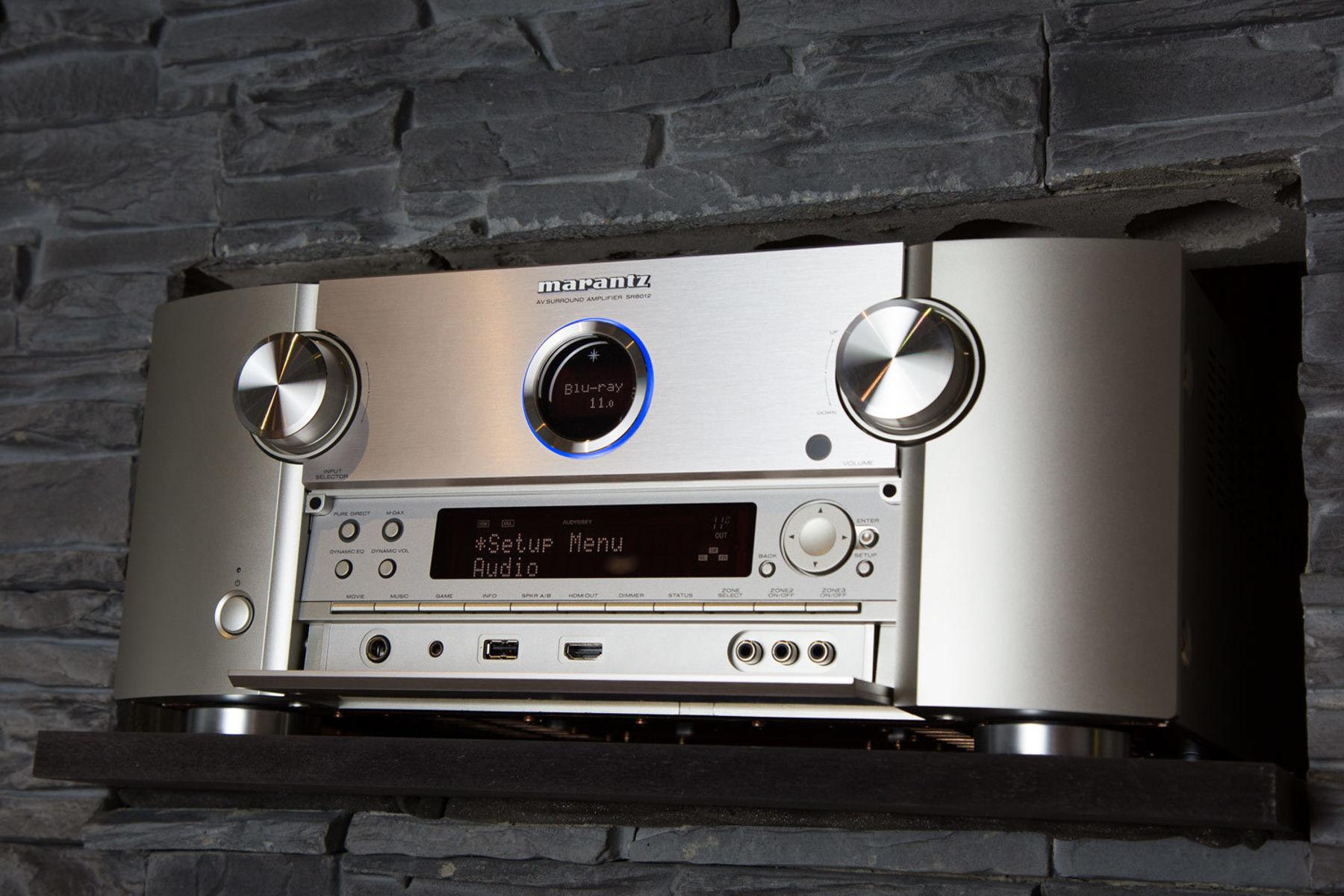 Marantz SR8012 - Jordan Acoustics