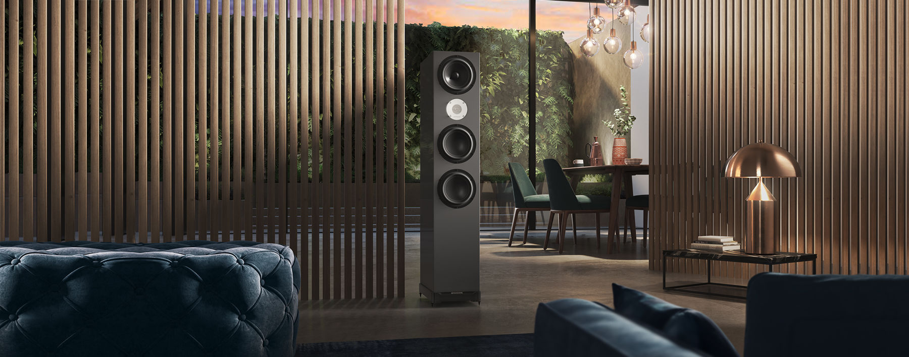 Spendor D9 2 - Jordan Acoustics