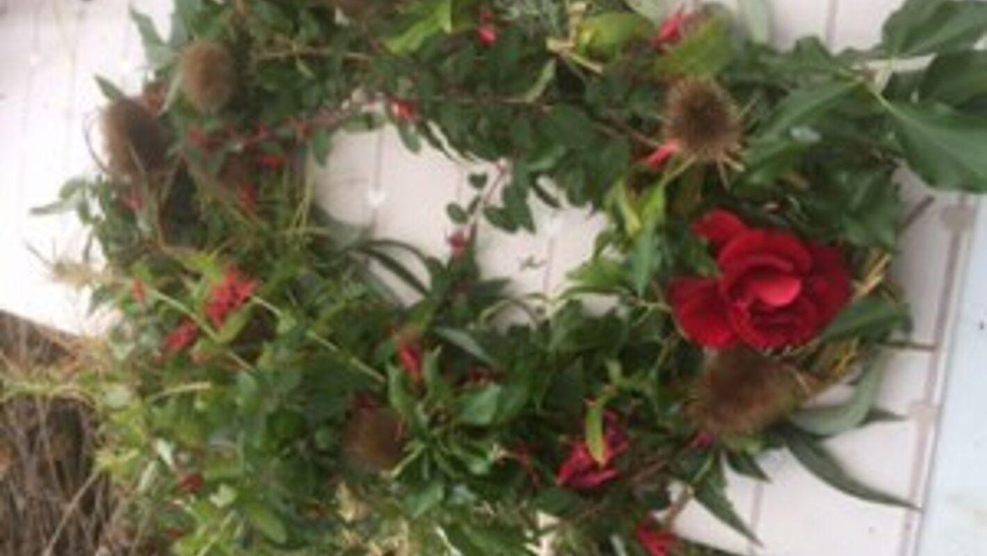 Wreath Making Event - November 2018