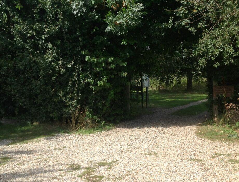 Deerton entrance
