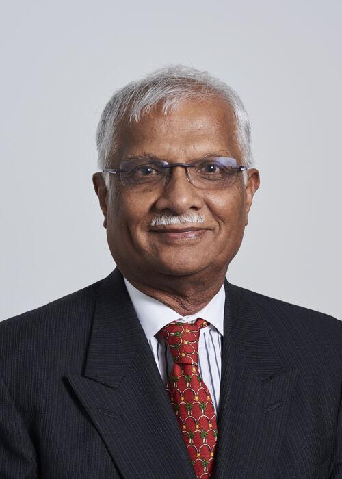 Mahendra G. Shah
