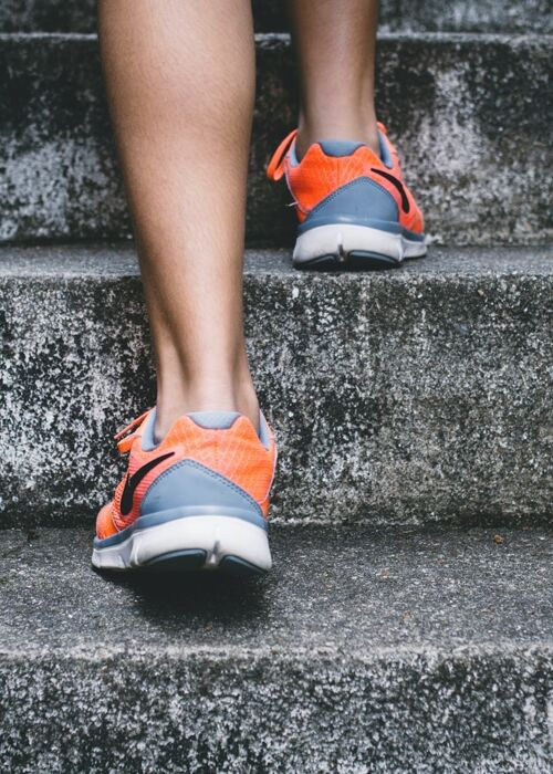 Exercise for someone with COPD
